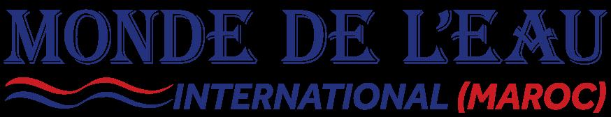 Monde de l'eau logo