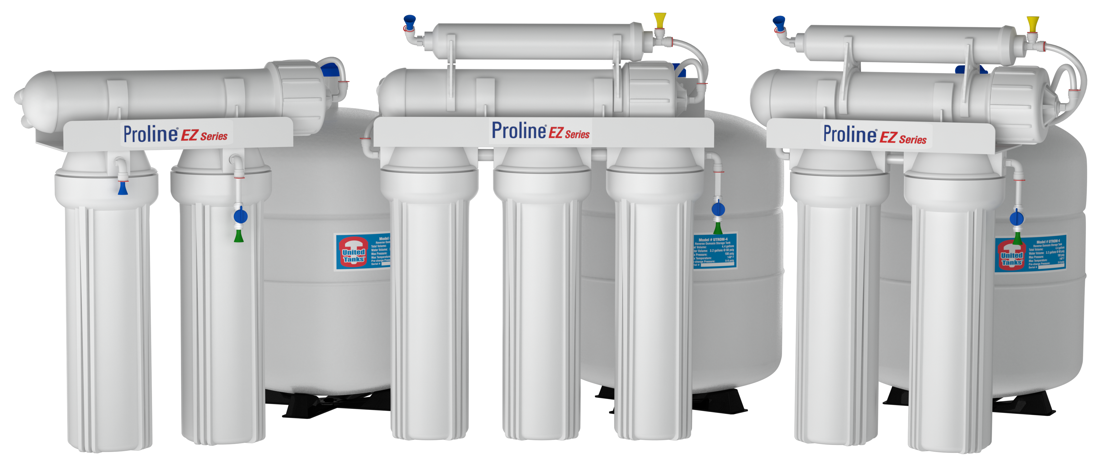 Proline EZ water filtration RO System