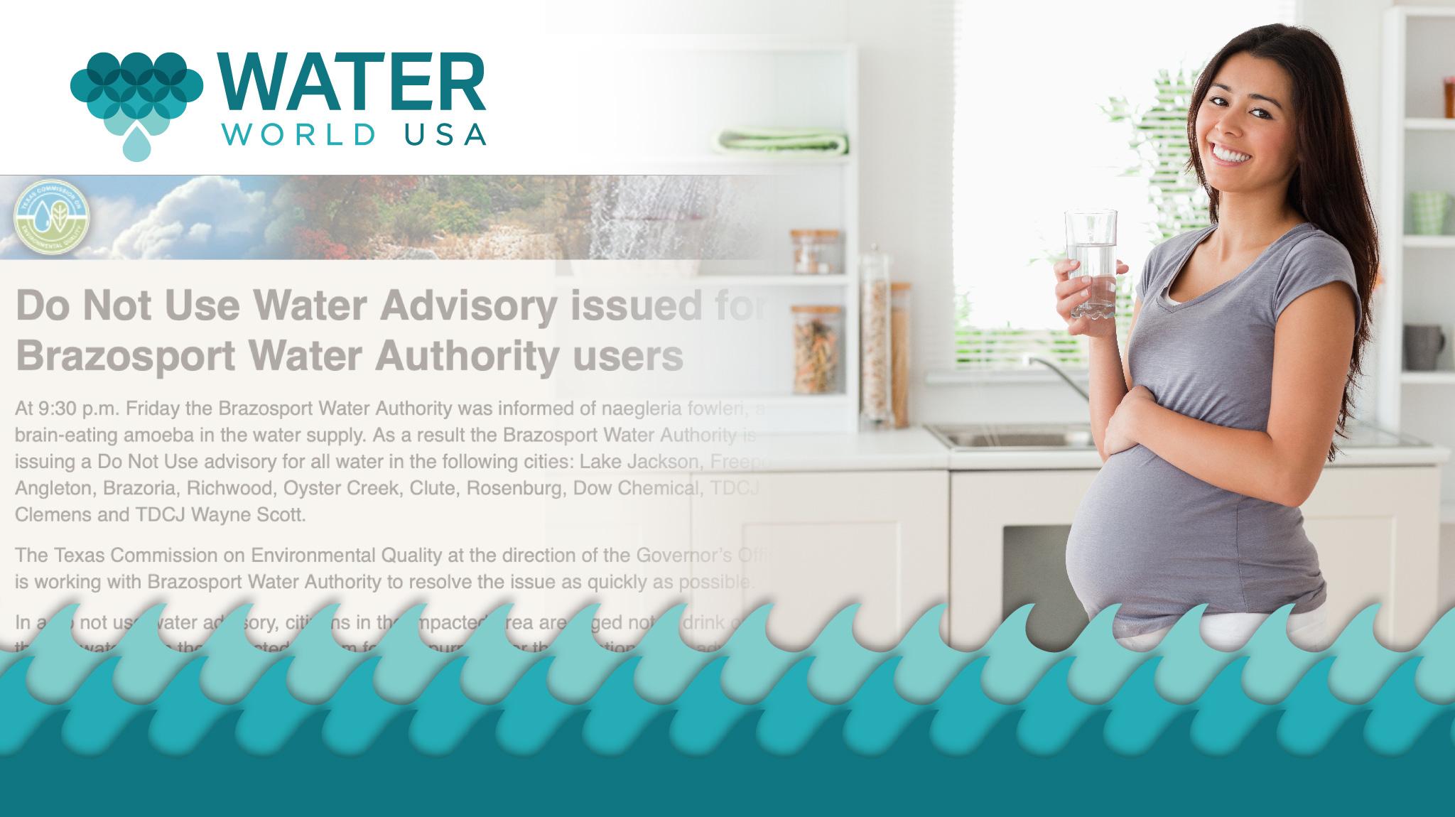 water advisory